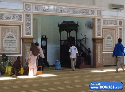 Gambar Masjid Dato' Siti Nurhaliza Dan Dato' Khalid | masjid al-khalidiah