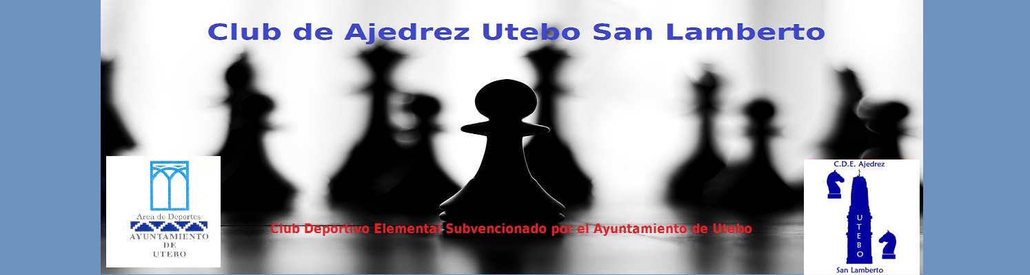 CDE Ajedrez Utebo San Lamberto