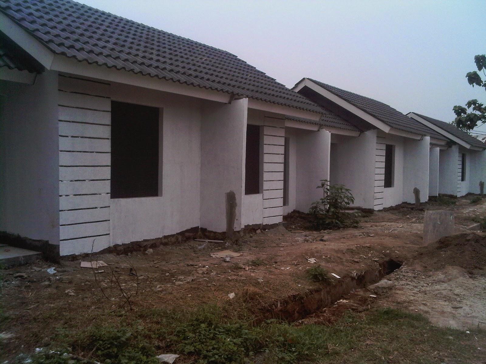 Rumah Murah Subsidi 10 Menit Dekat Dengan Stasiun Tambun