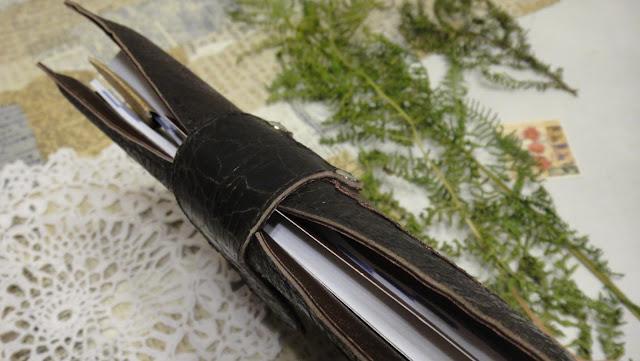 Ежедневник в кожаном переплете: коричневый, датированный ежедневник 2016 - подарок мужчине