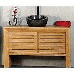 Fabriquer un meuble en bois placer sous le lavabo vid o - Construire un meuble en bois ...