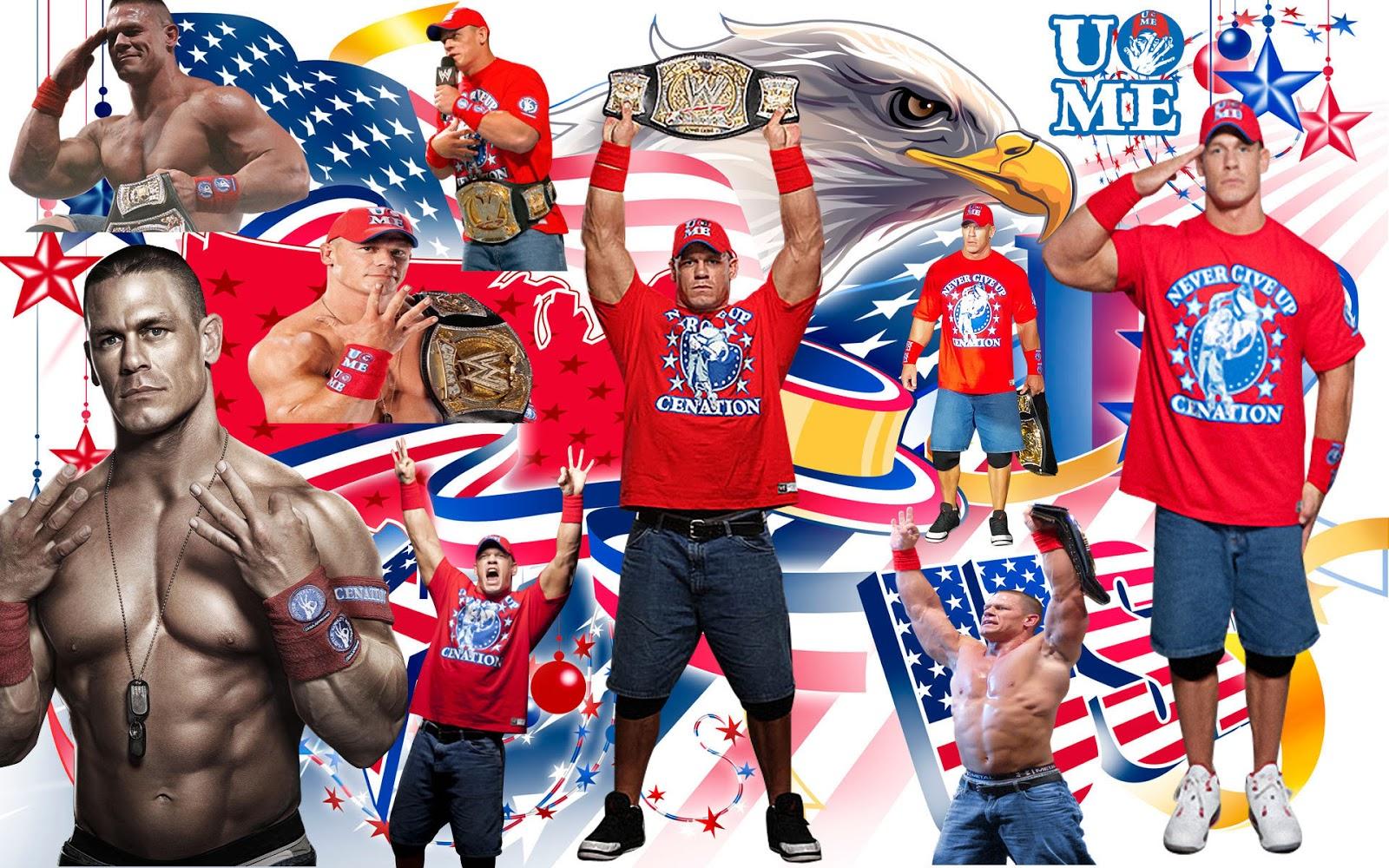 John Cena Full Wallpaper HD 1080p