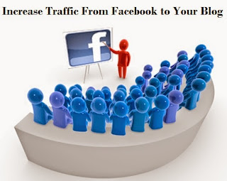Increase Traffic from Facebook