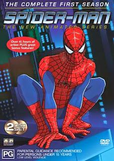 Spiderman La Serie Animada Temporada 3