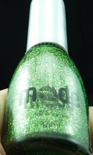 Mode Green Sparkle