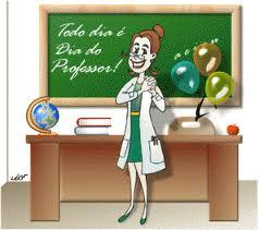 O professor é o profissional...