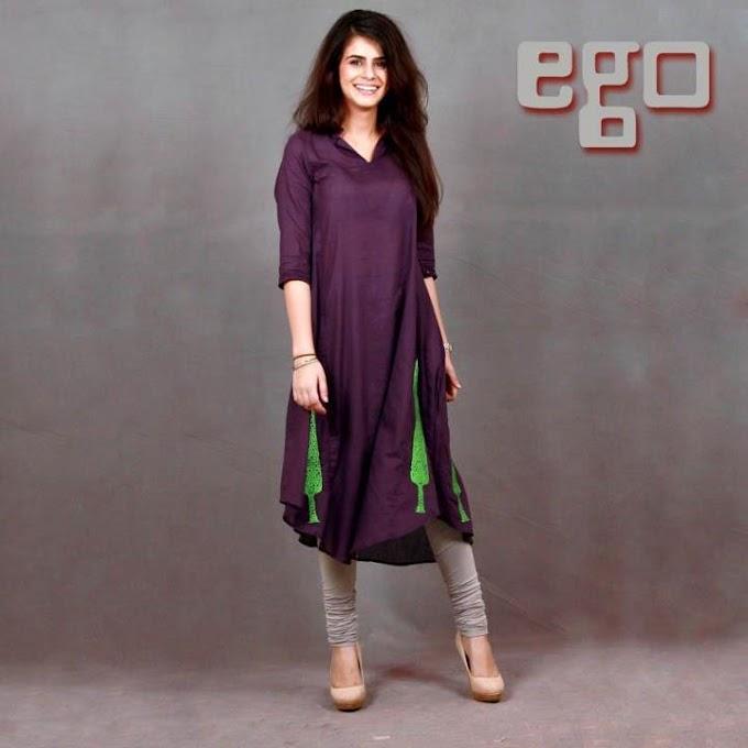 EGO Cotton Tunics Summer collection 2012-13 | Ego Clothing Latest Trend