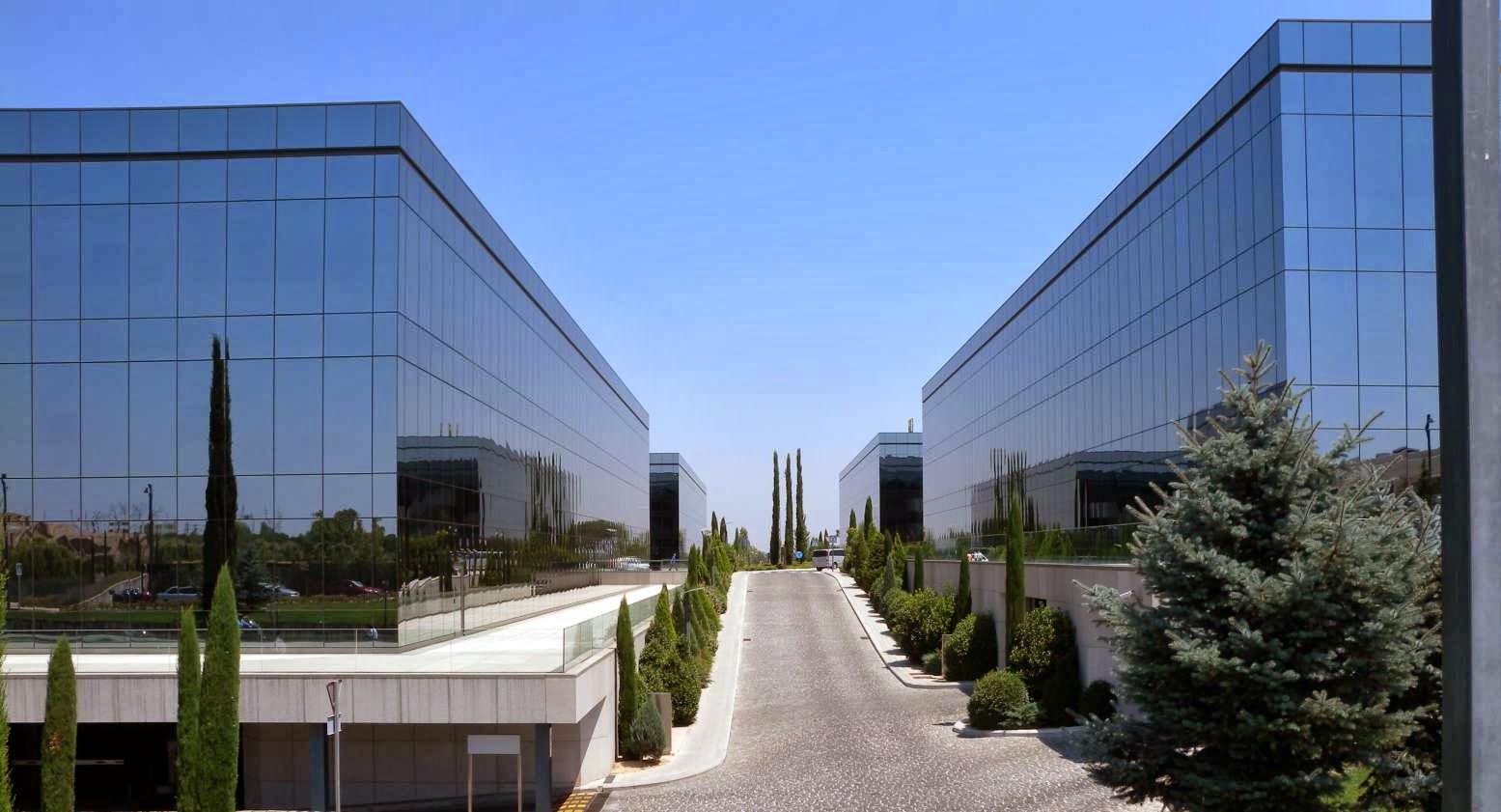 Edificios y Derecho real de servidumbre