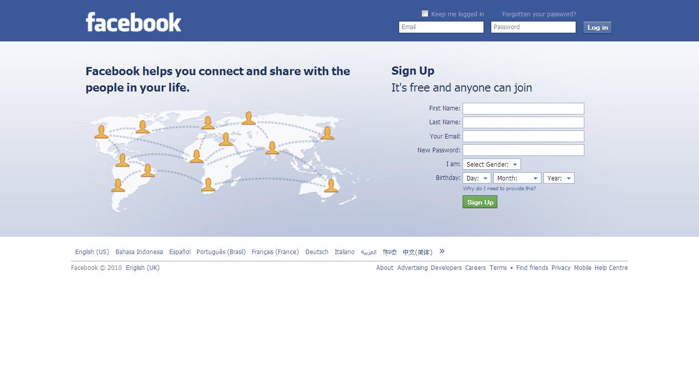 Cara Paling Mudah Mengetahui Password Facebook Orang Lain | animegue ...