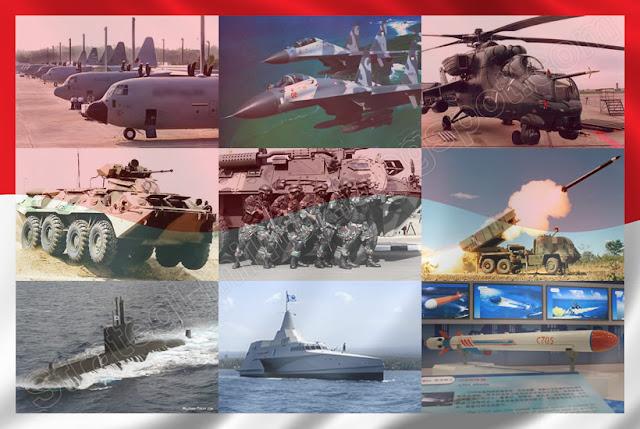 Rencana Belanja Alutsista TNI hingga 2014