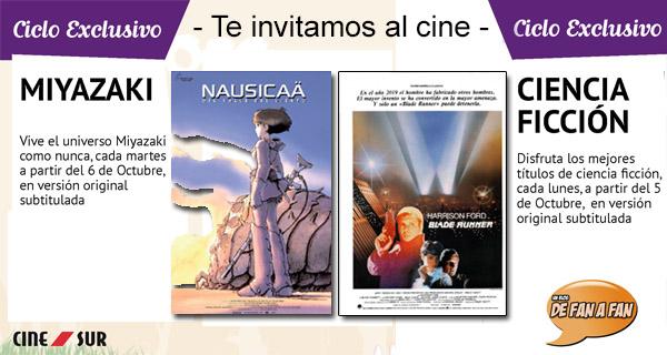Concursos CineSur Ciclos Temáticos