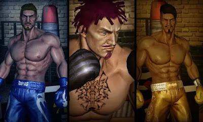 Download Punch Boxing 3D 2018 MOD APK v1.1.1 Full Hack Android Unlimited Money Update Terbaru Gratis