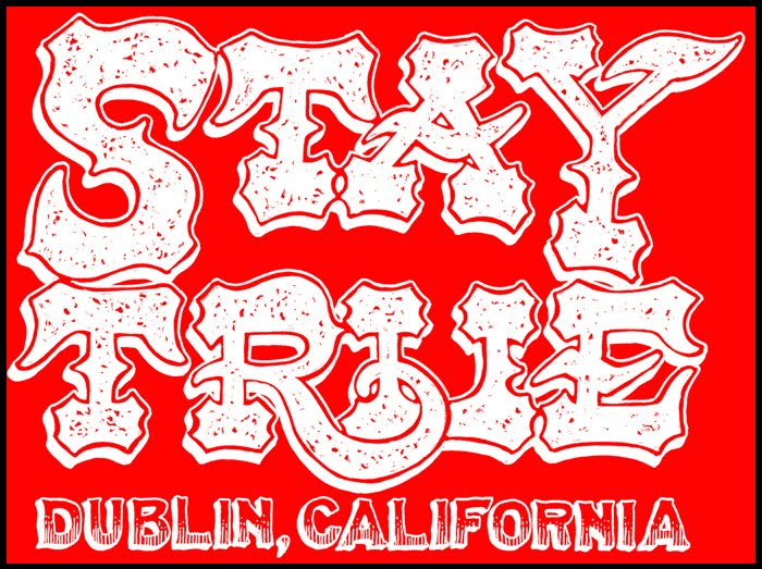 Stay True Tattoo