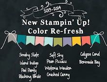 Colour Refresh!! It's fun and NEW!