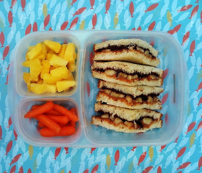 bonggamom's bento box lunches