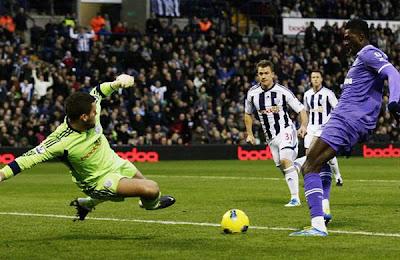 WBA 1 - 3 Tottenham Hotspurs (1)