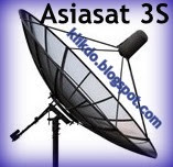 ... FTA TV Frequency » AsiaSat 3S Free Satellite TV Frequencies Update