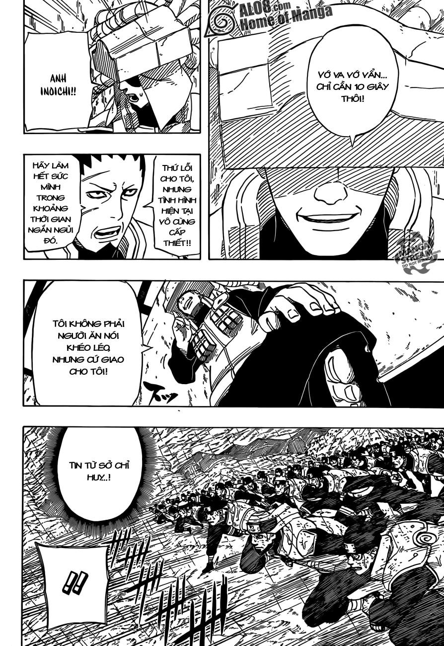 Naruto chap 573 Trang 6 - Mangak.info