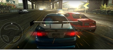 Need for Speed Most Wanted iphone, ipad, ipod touch cheats.