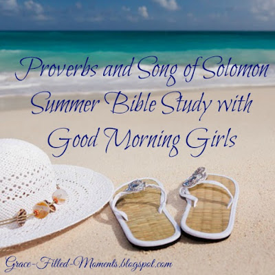 Good Morning Girls Summer Bible Study