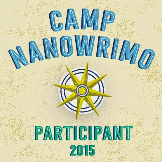 Camp NaNoWriMo 2015