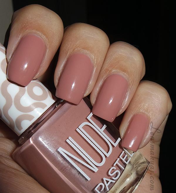 Pastel Nude Blush