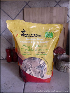 sugar maple wood smoking chips