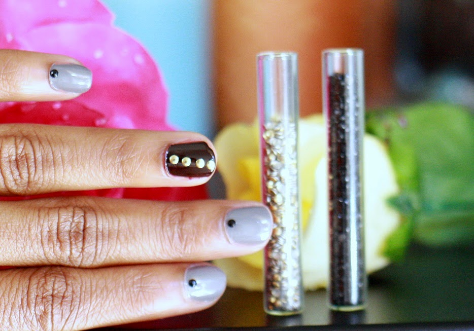 Makeup And Muses Diy Fall Mani Oh To Be A Muse