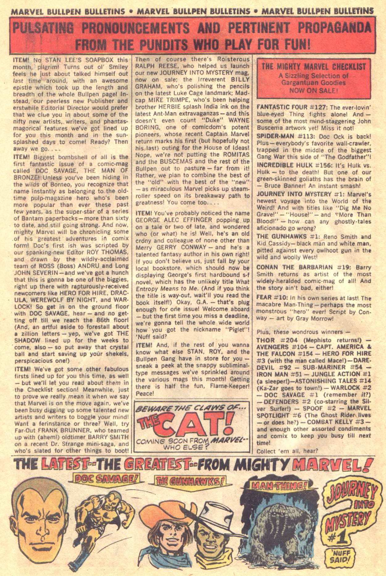 Conan the Barbarian (1970) Issue #19 #31 - English 8