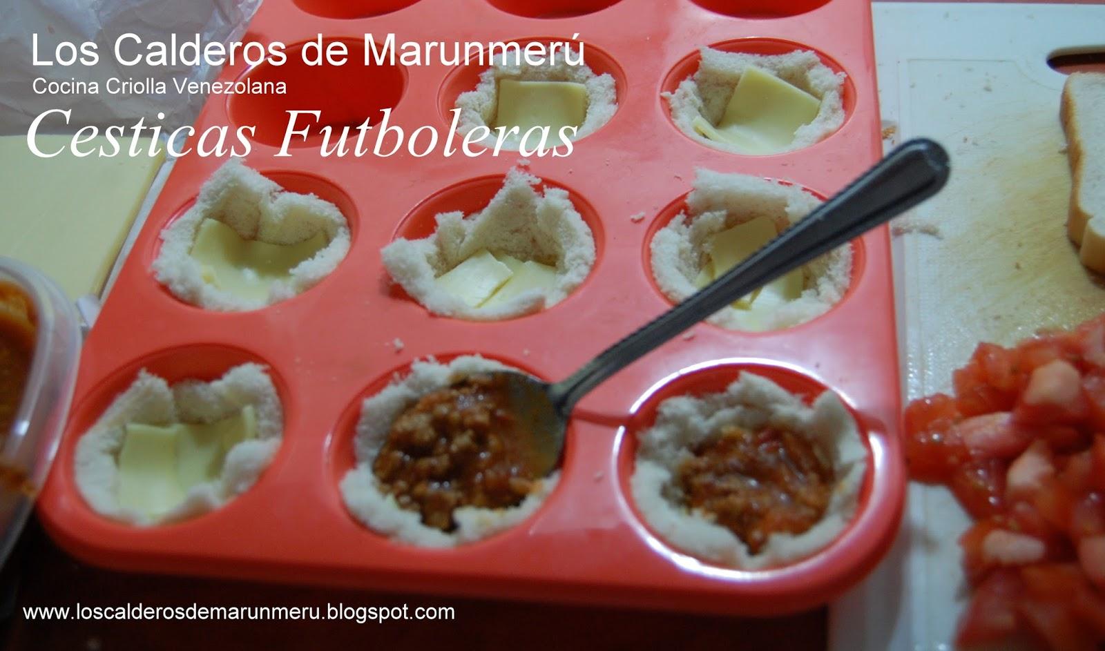 Calderos Marunmeru Recetas de cocina para ver el Mundial de Fútbol 2014