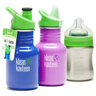 Klean Kanteen kids bottles