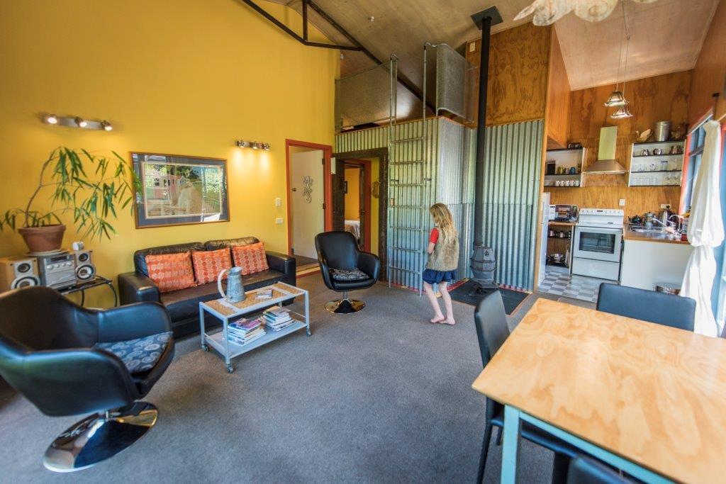 Lounge - Corru Gate
