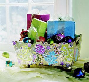 C mo decorar la mesa en navidad centros somosdeco blog de decoraci n - Centros navidenos originales ...