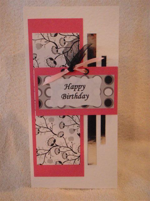 Easy Handmade Birthday Card Ideas