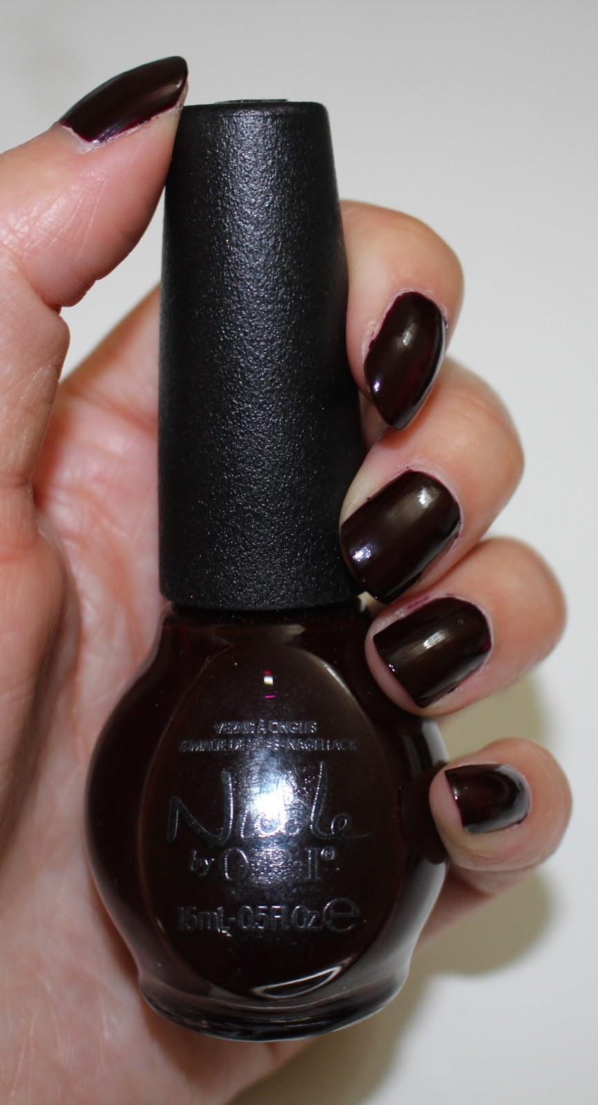 Nails: Nicole by O.P.I \
