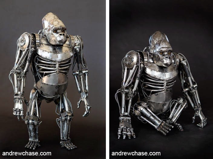 08-Gorilla-Andrew-Chase-Recycle-Fully-Articulated-Mechanical-Animal-www-designstack-co