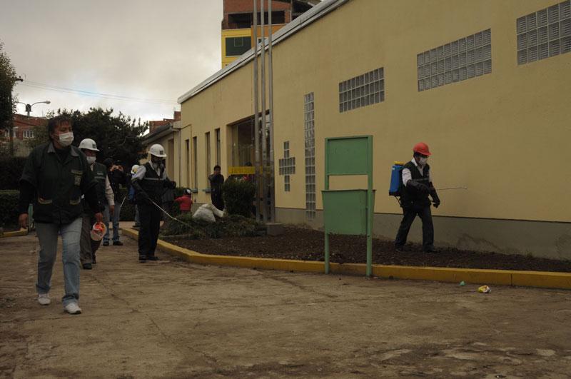 La salud en El Alto, Bolivia