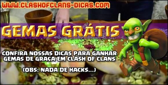 Clash of clans gemas gratis como comprar hack