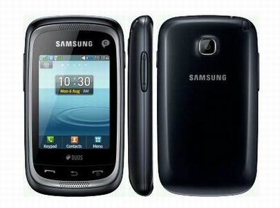 New Samsung Touch Screen Phone