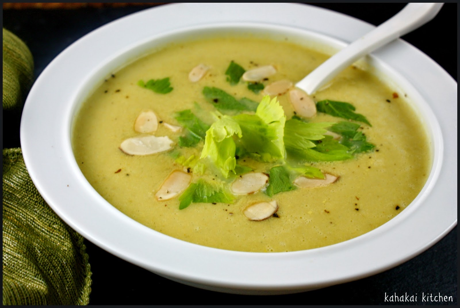 ... Cream of Celery Soup, Unique and Flavorful for Souper (Soup