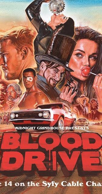 Blood Drive (2017-) ταινιες online seires xrysoi greek subs