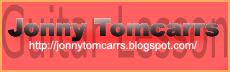Jonny Tomcarrs Creative Logo