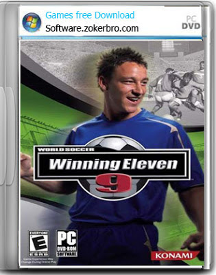 World Soccer Winning Eleven 9 full Version Torrent File