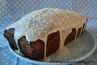 Penelope's Pantry Pina Colada Cake Dairy and Egg Free