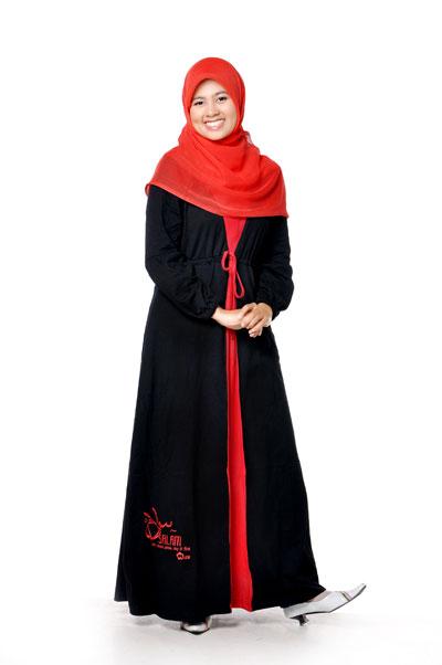 Model Baju Muslim Untuk Wanita Bertubuh Gemuk Model Baju