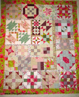 Fifty-Three Quilt Block Patterns