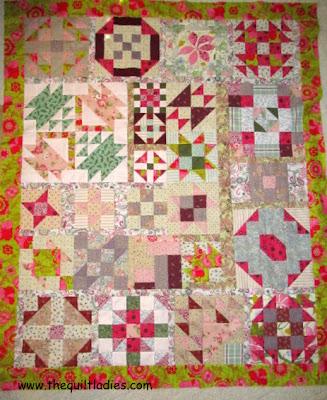 Fifty-Three Quilt Block Patterns