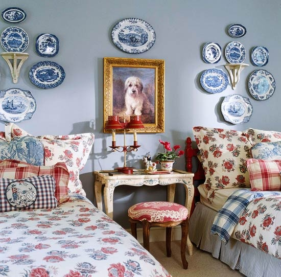 Nancy 39 S Daily Dish Decorating With Blue Transferware And