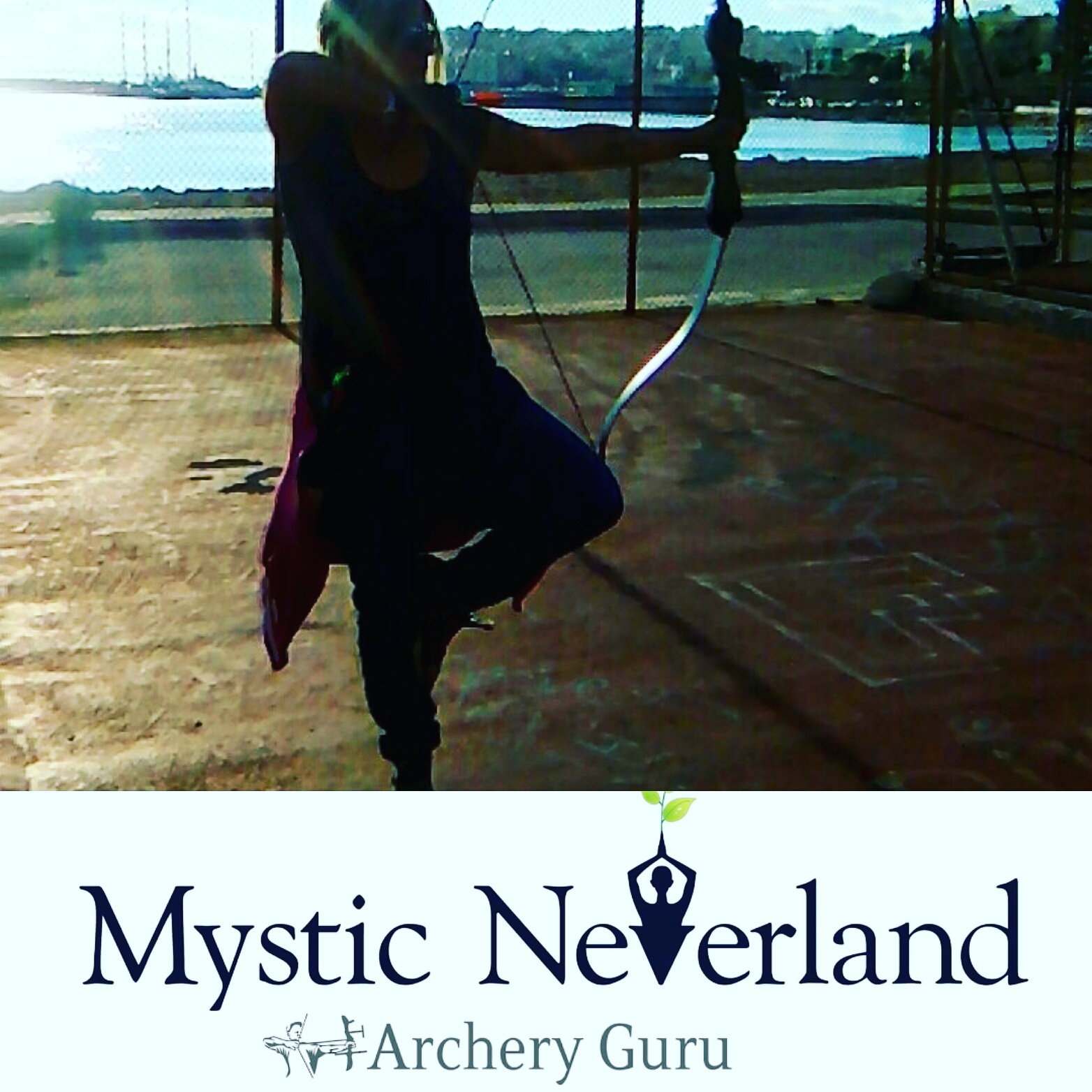 Mystic Neverland Archery Yoga