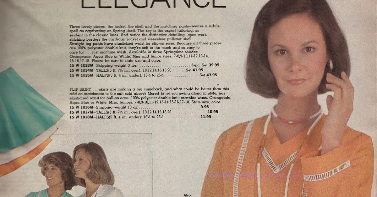 Fashion mail order catalogs 89